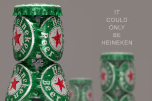 Heineken crowns