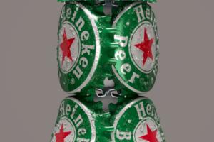 Heineken crowns