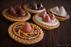 Strawberry Tarts4